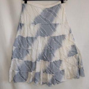 Chico's Artisan Denim Skirt  NWOT